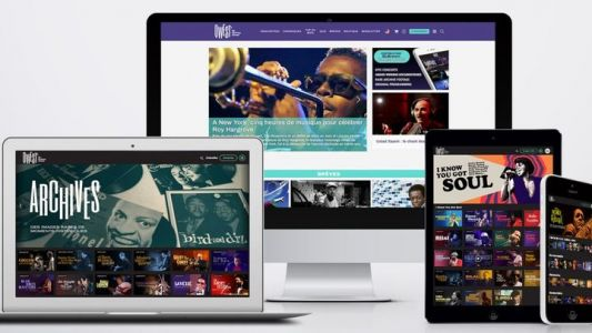 Jazz Culture:  ouverture officielle de Qwest TV