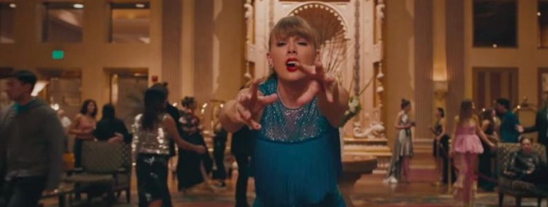 Taylor Swift, Imagine Dragons. les clips de la semaine