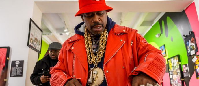 The Sugarhill Gang et Grandmaster Flash fêtent les 40 ans du rap