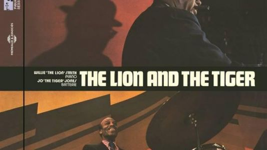 Jazz Bonus:  Willie The Lion Smith, Jo Jones - The Lion and the Tiger
