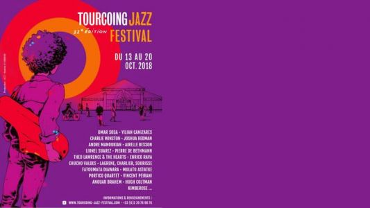 "En direct de Tourcoing Jazz Festival:  Yoann Loustalot ""Old and New Songs"""