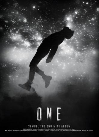 "Samuel nous révèle la couverture de son second mini-album ""One"" qui sortira le 28 mars"