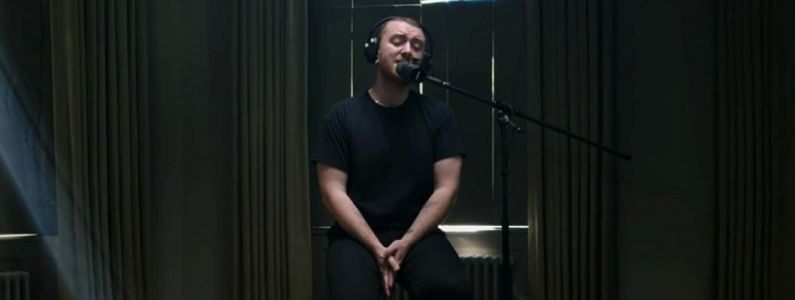 Sam Smith qui reprend Fix You de Coldplay