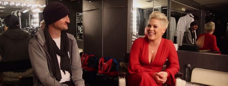 Pink:  Walk Me Home, le making-of du clip dévoilé