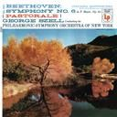 """George Szell:  Beethoven: symphony no. 6 in f major, op. 68 """"pastoral"""""""