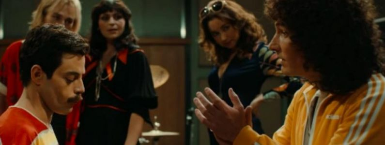 Queen:  We Will Rock You, l'extrait du biopic, dévoilé