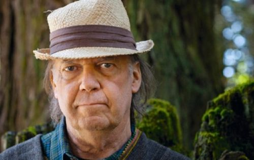 Neil Young sort un EP