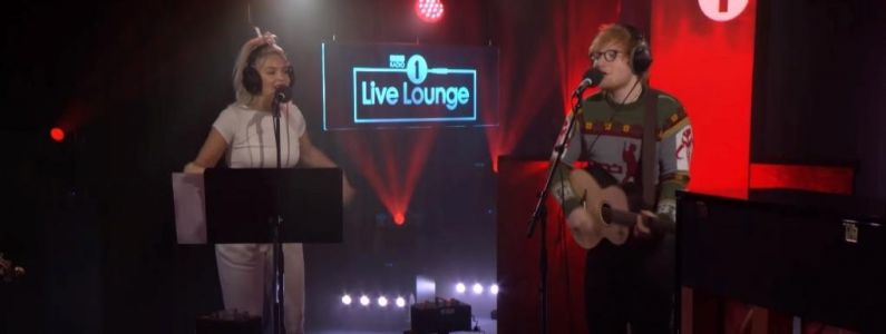Ed Sheeran et Anne-Marie reprennent Fairytale of New York pour Noël