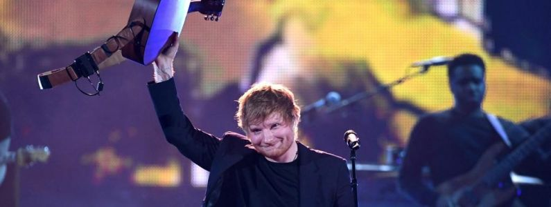 Ed Sheeran, Rihanna, Harry Styles. Le palmarès complet des iHeartRadio Music Awards 2018