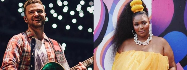 Justin Timberlake ft. Lizzo, le duo arrive !
