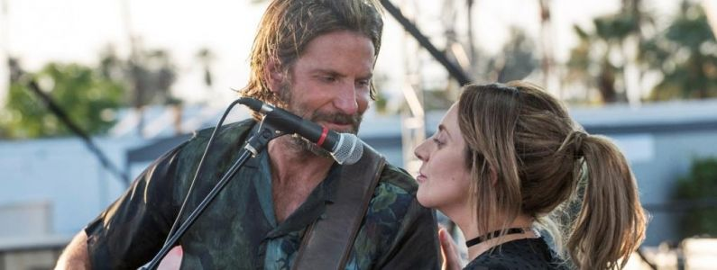 Lady Gaga et Bradley Cooper au sommet avec A Star Is Born, l'album bat des records