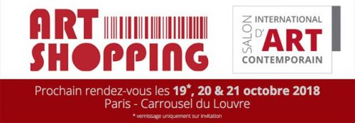 OUI FM vous invite au salon Art Shopping Paris