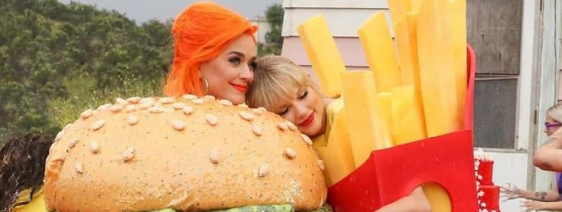 Taylor Swift VS. Katy Perry, la hache de guerre est enterrée