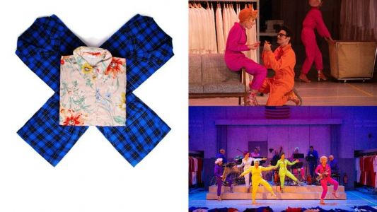 The Pajama Game en concert