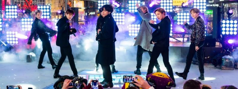 BTS de retour avec Map Of The Soul:  7, le clip de On enfin disponible