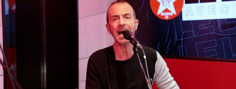 Calogero reprend Just One Kiss pour Le Lab Virgin Radio
