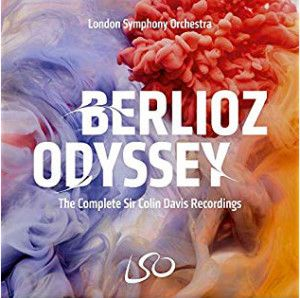 CD, coffret événement, annonce. BERLIOZ ODYSSEY:  LSO / The complete Sir COlin Davis recordings