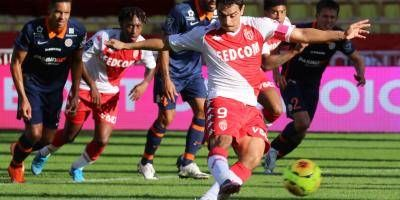 L'AS Monaco rate le coche contre Montpellier (1-1)