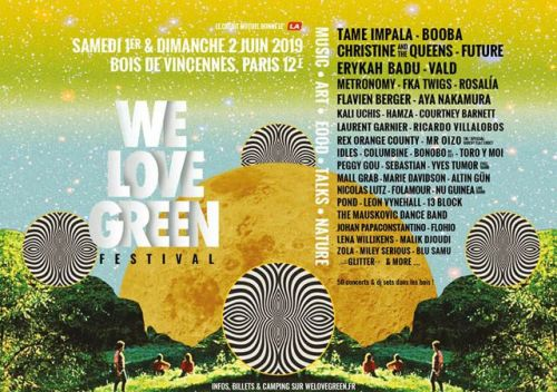We Love Green:  nouvelle annonce