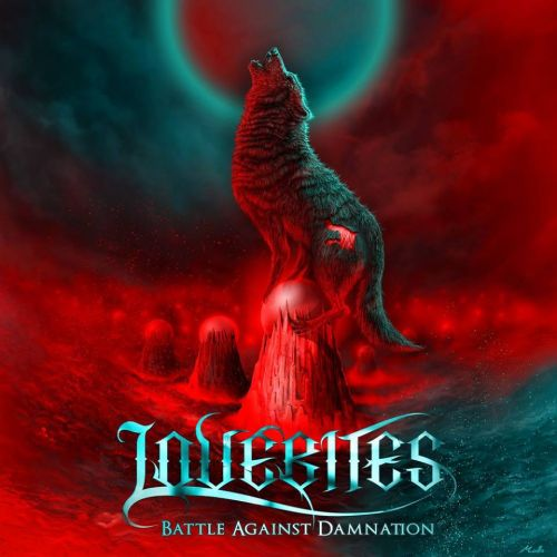 "LOVEBITES annoncent leur nouvel EP ""Battle Against Damnation"""