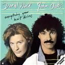 Daryl Hall / John Oates:  Everything your heart desires ep