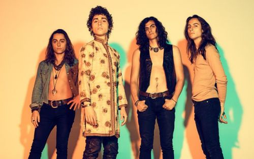 Greta Van Fleet remporte son premier Grammy Award