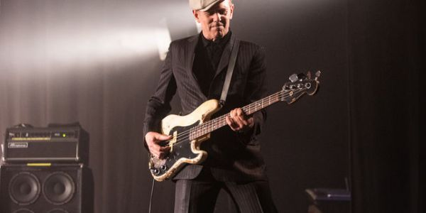 Les combats rock de Paul Simonon, ex-bassiste de The Clash