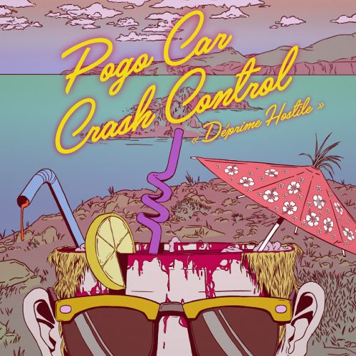 Pogo Car Crash Control sort son premier album le 23 mars !