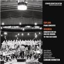 Léonard Bernstein:  Copland: piano concerto - schuman: concerto on old english rounds & to thee old cause