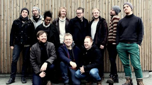 Jazz Trotter:  Trondheim Jazz Orchestra - Happy Endings