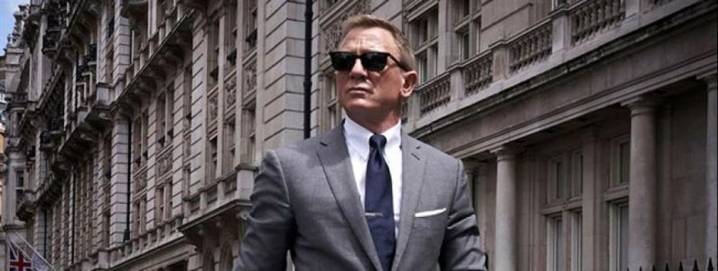 James Bond:  No Time To Die sera le plus long film de la saga !