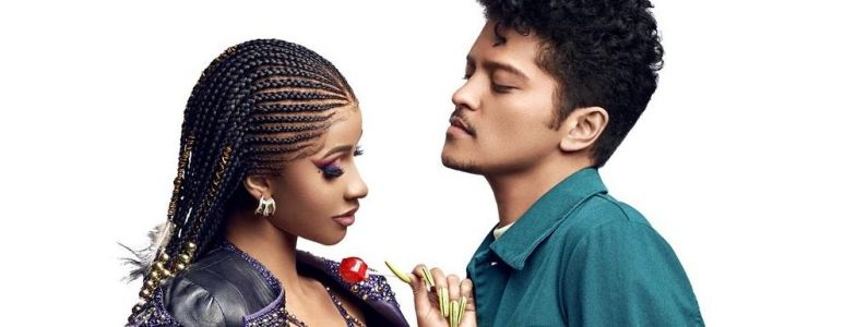 Bruno Mars ft. Cardi B:  Please Me, le nouveau single