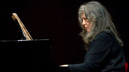 Martha Argerich:  The Lugano recordings