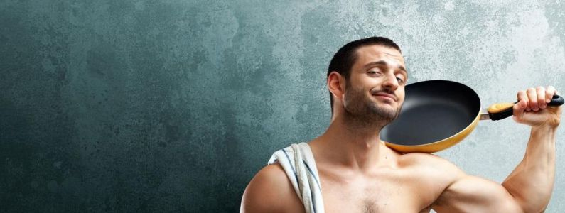 Virgin Tonic:  Top 3 des petites choses qui rendent un homme sexy
