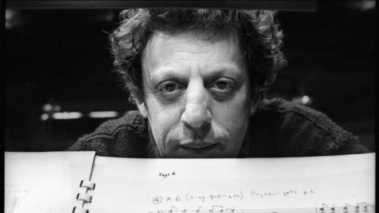 1992, Philip Glass présente à New-York son Quatuor n° 5