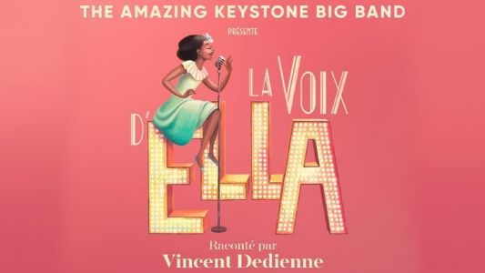 Jazz Culture:  La voix d'Ella - The Amazing Keystone Big Band