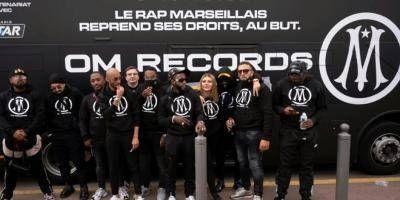 "Marseille lance un label de rap, ""OM records"""