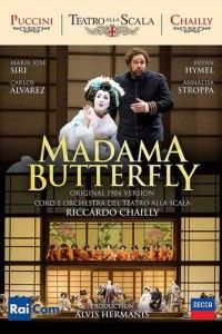 DVD, critique. PUCCINI:  Madama Butterfly (Chailly - Hermanis, déc 2016 - 1 dvd DECCA)