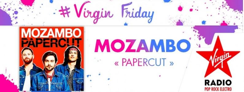 Mozambo:  Papercut, votre son VirginFriday !