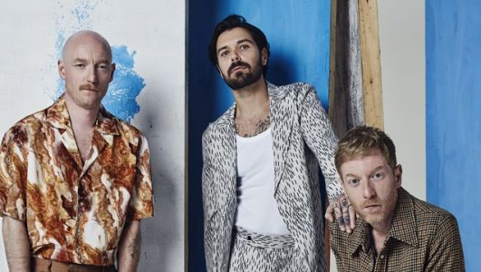 OUI FM vous invite au concert en streaming de Biffy Clyro !
