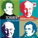 "Heinz Holliger / Kammerorchester Basel & Heinz Holliger:  Schubert: symphony in c major, ""the great"""