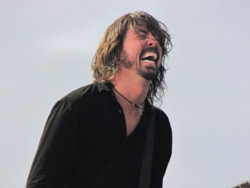 Dave Grohl fait son one-man show rock