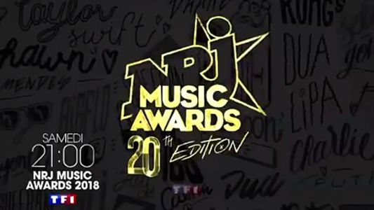 NRJ Music Awards 2018:  le verdict tant attendu